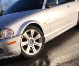 2003 BMW 330CI E46 CLEAN/NAVI/BACKUP CAMERA *RARE* | CARS & TRUCKS | GUELPH | KIJIJI