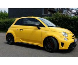 ② ABARTH 695 BIPOSTO RECORD 133 EXEMPLAIRES 190HP CT OK TOP - ABARTH