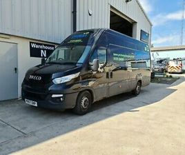 IVECO 35S13/4100/H3 VAN LX64 OXJ (CURRENT NUMBER PLATE NOT INCLUDED)