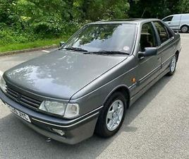 1989 PEUGEOT 405 MI16 1.9 1 OF 5 LEFT ON THE ROAD VERY RARE 1980'S FAST SPORTS
