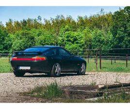PORSCHE 928 GTS - BELG, ONGEVALVRIJ, UIT COLLECTIE