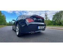 BMW Z4 COUPE 3.0SI INDIVIDUAL SCHALTER, CARAMEL-LEDE