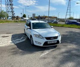 FORD MONDEO ESTATE 1.8 DIESEL WITH LONG MOT