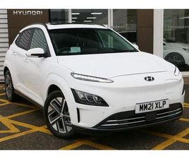 HYUNDAI KONA 64KWH ULTIMATE AUTO 5DR (10.5KW CHARGER) ELECTRIC HATCHBACK