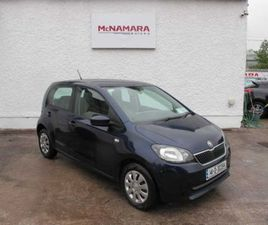 SKODA CITIGO AMBITION 5DR 2 OWNERS FROM NEW! FOR SALE IN CORK FOR €6,495 ON DONEDEAL