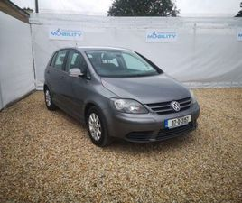 VOLKSWAGEN GOLF PLUS 1.4 COMF 80BHP 5DR FOR SALE IN WESTMEATH FOR €3,950 ON DONEDEAL