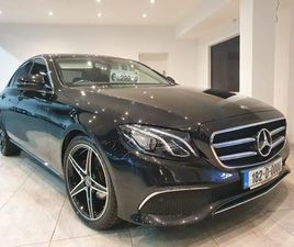2018 MERCEDES-BENZ E220D SE FOR SALE IN DUBLIN FOR €29,900 ON DONEDEAL