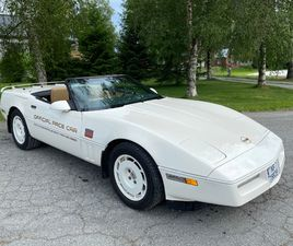 C4 5,7TPI PACE CAR CONVERTIBLE