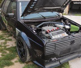 GOLF 2 R32 3,2L V6