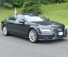 GRAY COLOR 2013 AUDI A7 PREMIUM FOR SALE IN MOUNT AIRY, MD 21771. VIN IS WAU3GAFCXDN126792