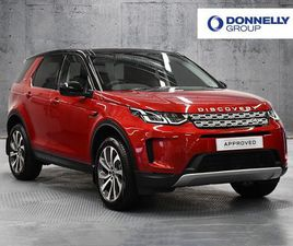LAND ROVER DISCOVERY SPORT 2.0 D150 5DR AUTO