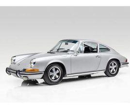 1970 PORSCHE 911T COUPE (1970)