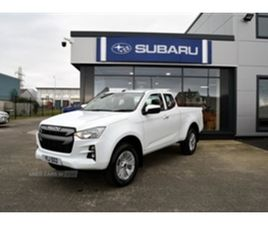 USED 2021 ISUZU D-MAX D-MAX EXTENDED CAB NOT SPECIFIED IN WHITE FOR SALE | CARSITE