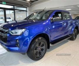 USED 2021 ISUZU D-MAX V-CROSS NOT SPECIFIED 100 MILES IN BLUE FOR SALE | CARSITE