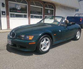 1996 BMW Z3 ROADSTER, 81,000KM $14,900 PERFECT SUMMER TOY! | CARS & TRUCKS | SAINT JOHN |