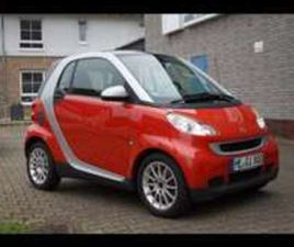 SMART FORTWO COUPE SOFTOUCH PASSION