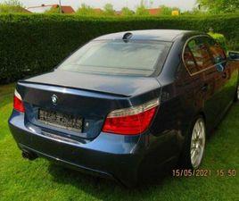 BMW BMW 530I LEDER SCHWARZ, NAVI, 19ZOLL ALU ...