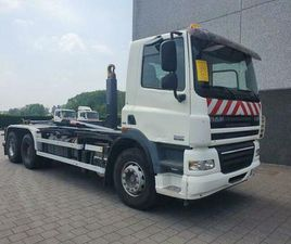 ② DAF CF 85.360 6X4 CONTAINER SYSTEEM- CONTAINER SISTEEM- CONT - CAMIONS