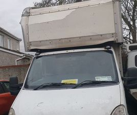 IVECO DAILY FOR SALE IN DUBLIN FOR €2,500 ON DONEDEAL