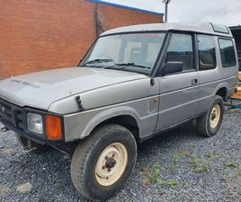 LAND ROVER DISCOVERY 1 FOR SALE IN CARLOW FOR €1,500 ON DONEDEAL