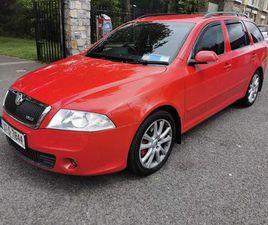 SKODA OCTAVIA, 2007 2.0 VRS 170 HP FOR SALE IN DUBLIN FOR €3,950 ON DONEDEAL