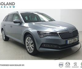 SKODA SUPERB COMBI STYE 2.0TDI 150HP DSG FOR SALE IN CARLOW FOR €41,975 ON DONEDEAL