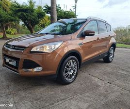 FORD KUGA BOITE AUTOMATIQUE TOIT PANORAMIQUE INT CUIR 2.0TDCI 4X4 FULL OPTIONS