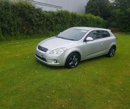 2009 KIA PRO-CEED 1.6 CRDI NEW NCT:04/22 LOW MILL FOR SALE IN CORK FOR €2,950 ON DONEDEAL