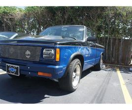 FOR SALE: 1987 CHEVROLET S10 IN LANTANA, FLORIDA