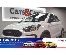 FORD KA KA+ 1.5TDCI ACTIVE PEQUEÑO DE SEGUNDA MANO EN MADRID   AUTOCASION