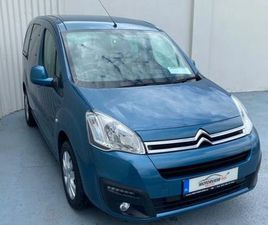 CITROEN BERLINGO FEEL EDITION BLUEHDI 100 START/S FOR SALE IN CORK FOR €16,950 ON DONEDEAL