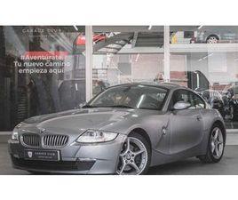 BMW Z4 COUPÉ 3.0SI AUT. DEPORTIVO O COUPÉ DE SEGUNDA MANO EN BARCELONA | AUTOCASION