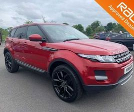 LAND ROVER RANGE ROVER EVOQUE, 2015 2.2 ED4 PURE FOR SALE IN ANTRIM FOR £17,495 ON DONEDEA