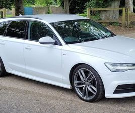 AUDI A6 AVANT BLACK EDITION FOR SALE IN MEATH FOR €26,000 ON DONEDEAL