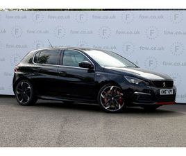 2017 PEUGEOT 308 1.6 THP GTI 270 BY PS - £16,499