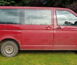 VW TRANSPORTER SHUTTLE T5 FOR SALE IN MEATH FOR €3,000 ON DONEDEAL
