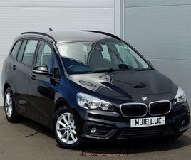 BMW 2 SERIES 216D SE 5DR 1.5