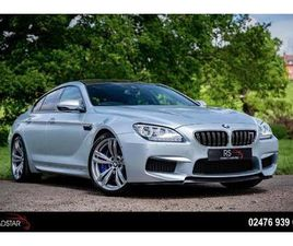 BMW M6 GRAN COUPE 4.4 GRAN COUPE M DCT 4DR