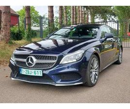 MERCEDES-BENZ CLS 250 CDI * PACK AMG * FACELIFT * EURO 6