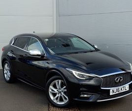 USED 2016 (16) INFINITI Q30 1.5D BUSINESS EXECUTIVE 5DR IN LINWOOD
