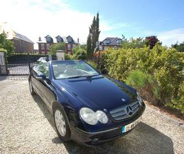 MERCEDES CLK200 CABRIOLET, FRESH NCT, AUTOMATIC FOR SALE IN DUBLIN FOR €4,450 ON DONEDEAL