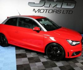 AUDI A1 2011 AUDI A1 1.6 TDI S-LINE BLACK EDITION FOR SALE IN DOWN FOR £6,950 ON DONEDEAL