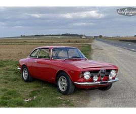 ALFA ROMEO GIULIA GTV BERTONE1300 GT - 1970