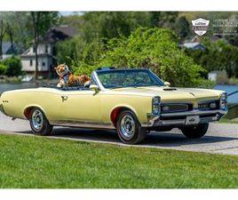 FOR SALE: 1967 PONTIAC GTO IN MILFORD, MICHIGAN