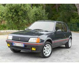 BENZIN - PEUGEOT 205 GTI 1.9 130 - 1987 *SANS RÉSERVE