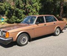 1980 VOLVO 240 GL