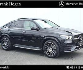(SOLD) GLE COUPE 350 AMG 4-MATIC 3.0 DIESEL 272 BHP.
