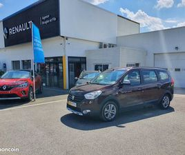 DACIA LODGY 1.5 DCI 110 STEPWAY 7 PLACES