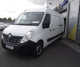 RENAULT MASTER LWB H/ROOF 2016 FOR SALE IN DUBLIN FOR €11,950 ON DONEDEAL