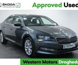SKODA SUPERB STY 1.6TDI 120HP DSG 4D FOR SALE IN LOUTH FOR €33,995 ON DONEDEAL
